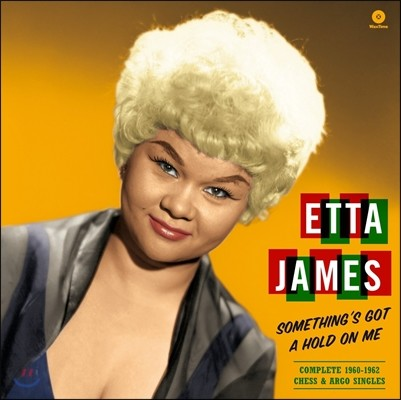 Etta James (에타 제임스) - Something's Gotta Hold On Me [2LP]
