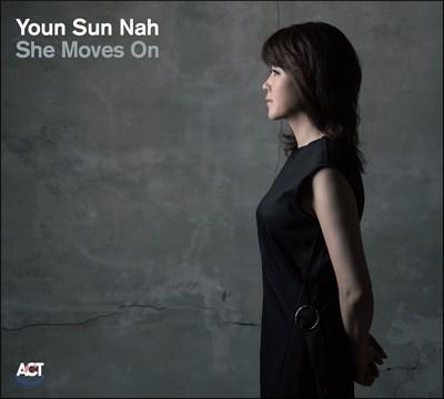 나윤선 (Youn Sun Nah) - 9집 She Moves On [LP]