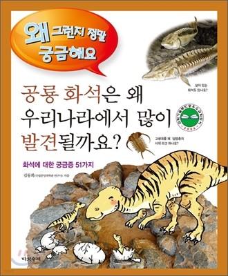 공룡 화석은 왜 우리나라에서 많이 발견될까요?