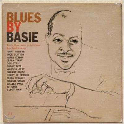 Count Basie & His Orchestra (카운트 베이시 & 히즈 오케스트라) - Blues By Basie
