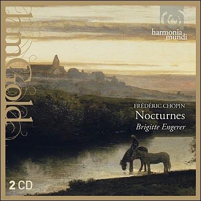 Brigitte Engerer 쇼팽: 녹턴 전곡집 (Chopin: Nocturnes Nos. 1-21) 브리짓 앙제레