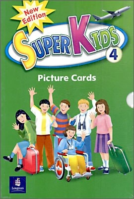 New Super Kids 4 : Picture Cards