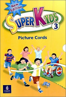 New Super Kids 3 : Picture Cards