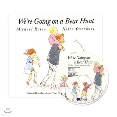 [노부영]We're Going on a Bear Hunt (원서 & 노부영 부록 CD)