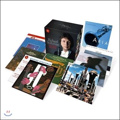 리처드 스톨츠만 RCA 앨범 컬렉션 40CD 박스세트 전집 (Richard Stoltzman The Complete RCA Album Collection)