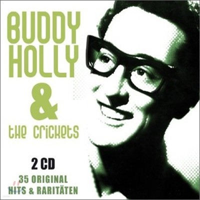 Buddy Holly & The Crickets - 35 Original Hits & Rarities