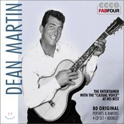 Dean Martin - The Entertainer with the Casual Voice at His Best