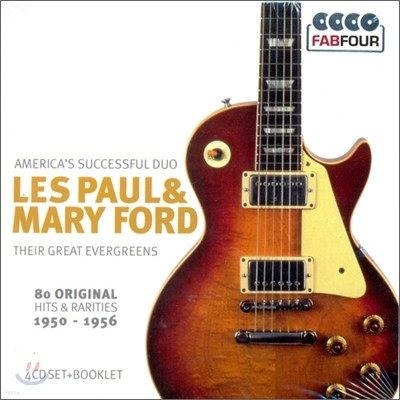 Les Paul & Mary Ford - Their Great Evergreens