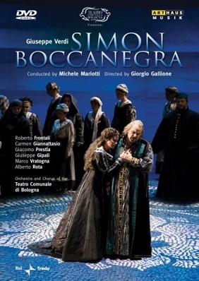 Michele Mariotti 베르디: 시몬 보카네그라 (Verdi: Simon Boccanegra)