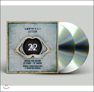 Leftfield (레프트필드) - Leftism 22 [앨범 발매 22주년 기념 Special Edition]