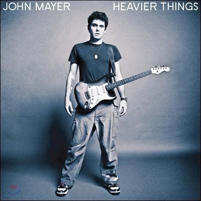John Mayer (존 메이어) - Heavier Things [LP]