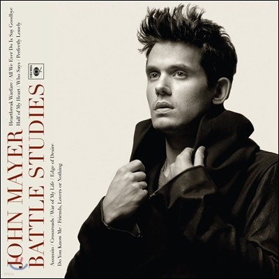 John Mayer (존 메이어) - Battle Studies [2LP]