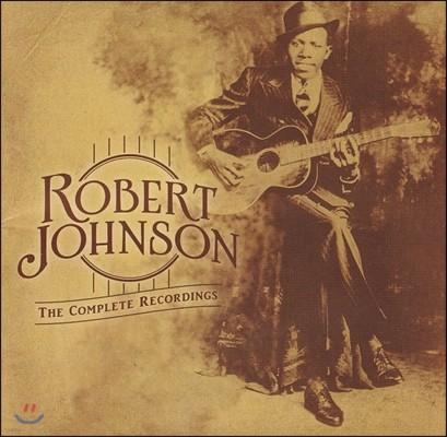 Robert Johnson - Centennial Collection: The Complete Recordings [3 LP]
