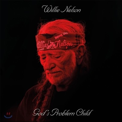 Willie Nelson (윌리 넬슨) - God's Problem Child [LP]