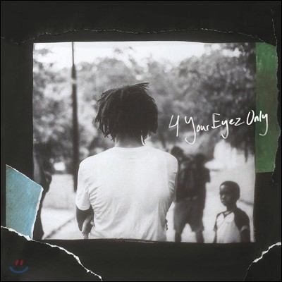J. Cole (제이 콜) - 4 Your Eyez Only [LP]