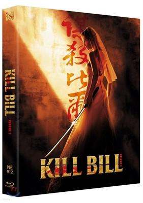 킬빌 Vol.2 (1Disc 렌티큘러 슬립 스틸북 한정판) : 블루레이