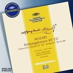 Mozart : Piano Concerto K.537 & 365ㆍRondos