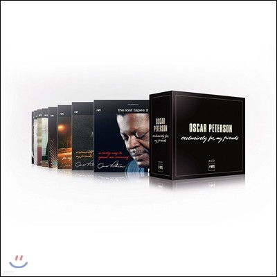 Oscar Peterson (오스카 피터슨) - Exclusively For My Friends