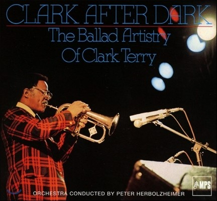 Clark Terry (클락 테리) - Clark After Dark: The Ballad Artistry of... [LP]