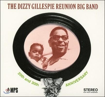 The Dizzy Gillespie Reunion Big Band (디지 길레스피 리유니온 빅 밴드) - 20th and 30th Anniversary (20 & 30주년 기념 앨범)