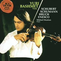 Schubert / Schumann : Yuri Bashmet