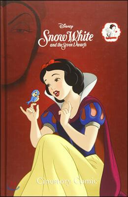 디즈니 시네스토리 코믹 : 백설공주와 일곱 난쟁이 Disney Snow White and the Seven Dwarfs