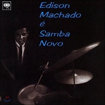 Edison Machado (에디슨 마차도) - Edison Machado E Samba Novo (에디손 마차두와 삼바 노부)
