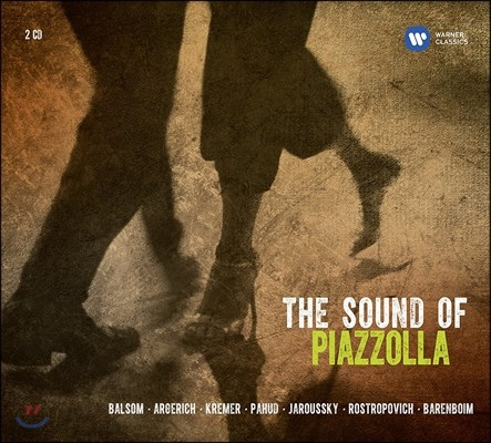 피아졸라 사운드 (The Sound of Piazzolla)