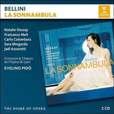 Natalie Dessay / Evelino Pido 벨리니: 몽유병의 여인 - 나탈리 드세이, 리옹 극장 관현악단, 에벨리노 피도 (Bellini: La Sonnambula)