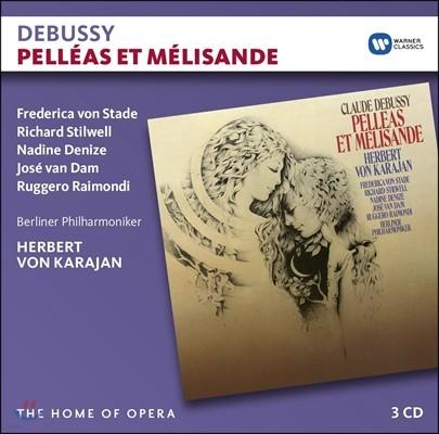Herbert von Karajan / Richard Stilwell 드뷔시: 펠레아스와 멜리장드 - 리차드 스틸웰, 베를린 필하모닉, 헤르베르트 폰 카라얀 (Debussy: Pelleas et Melisande)