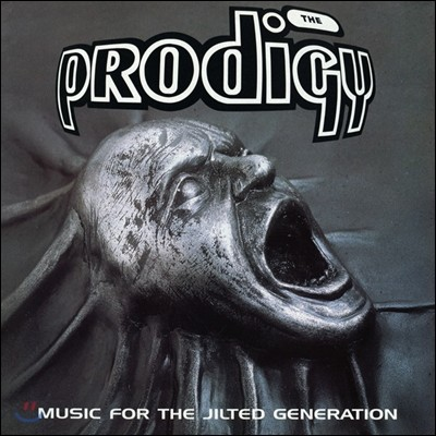 The Prodigy (프로디지) - More Music For The Jilted Generation [2 LP]