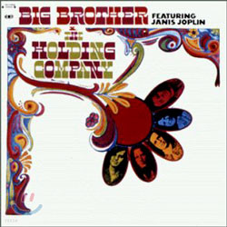 Big Brother & The Holding Company - Big Brother And The Holding Company