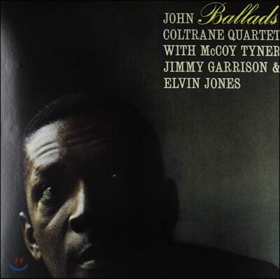 John Coltrane Quartet (존 콜트레인 쿼텟) - Ballads [LP]