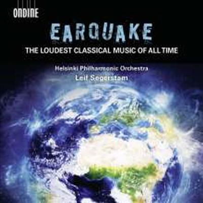 헬싱키 필하모닉 - 관현악의 클라이맥스 (Earquake Experience : Loudest Classic All Time) - Leif Segerstam