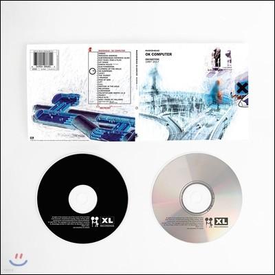 Radiohead (라디오헤드) - OK Computer: OKNOTOK 1997 2017 [2CD 수입]