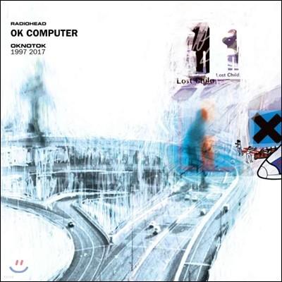 Radiohead (라디오헤드) - OK Computer: OKNOTOK 1997 2017 [2CD]