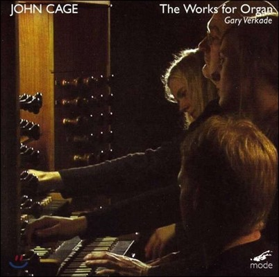 Gary Verkade 존 케이지: 오르간 작품집 - 수브니어, 메인의 하모니 (John Cage: The Works for Organ - Souvenir, The Harmony of Maine, ASLSP) 게리 버케이드