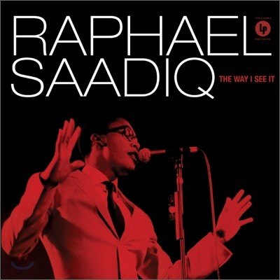 Raphael Saadiq - The Way I See It (Repackage)