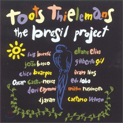 Toots Thielemans - The Brasil Project