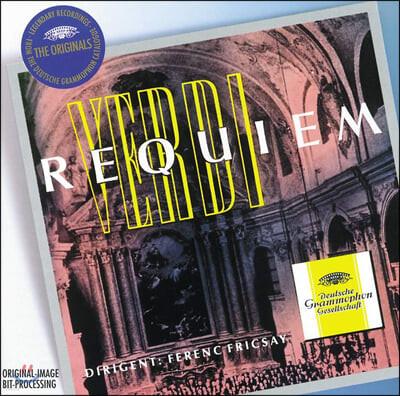 Ferenc Fricsay 베르디: 레퀴엠 (Verdi: Requiem)