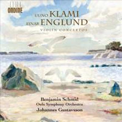잉글룬드, 클라미: 바이올린 협주곡 (Englund & Klami: Violin Concertos) - Benjamin Schmid