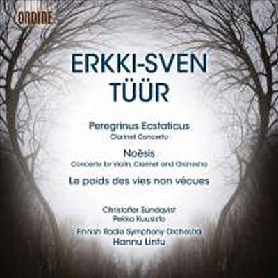 튀르: 클라리넷 협주곡, 바이올린과 클라리넷을 위한 협주곡 (Tuur: Clarinet Concerto, Concerto for Violin & Clarinet) - Christoffer Sundqvist