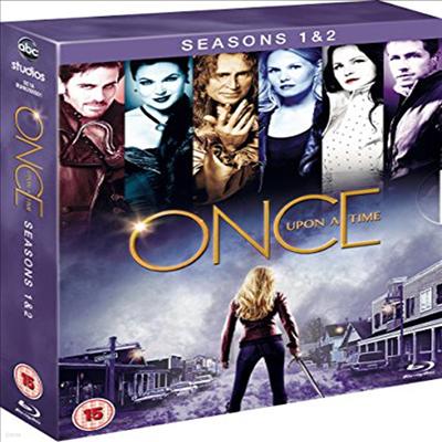 Once Upon A Time: Season 1 & Season 2 (원스 어폰 어 타임)(지역코드1)(한글무자막)(DVD)
