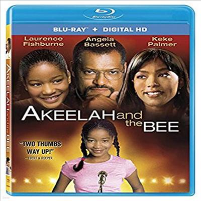 Akeelah & The Bee (아키라 앤 더 비)(한글무자막)(Blu-ray)