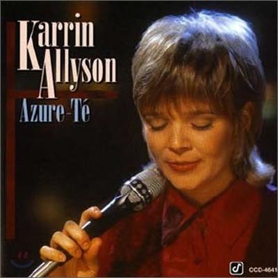 Karrin Allyson - Azure-Te