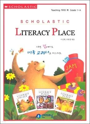 Literacy Place Teaching 가이드 북 Grade 1.1 - 1.3(A)