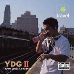 YDG 양동근 2집 - Travel