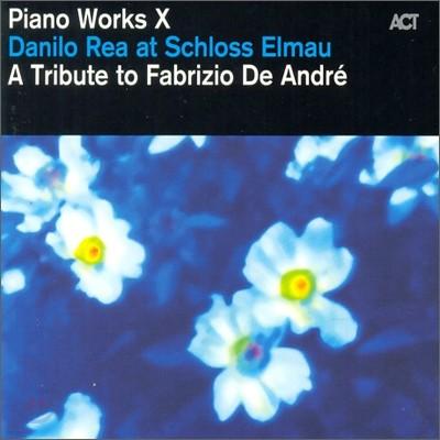 Danilo Rea - Piano Works X: At Schloss Elmau