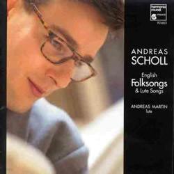 Andreas Scholl 영국 민요와 류트 송 (English Folksongs & Lute Songs) 안드레아스 숄