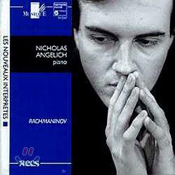 Nicholas Angelich - Rachmaninov : Etudes Tableaux op.33 & 39 : Angelich